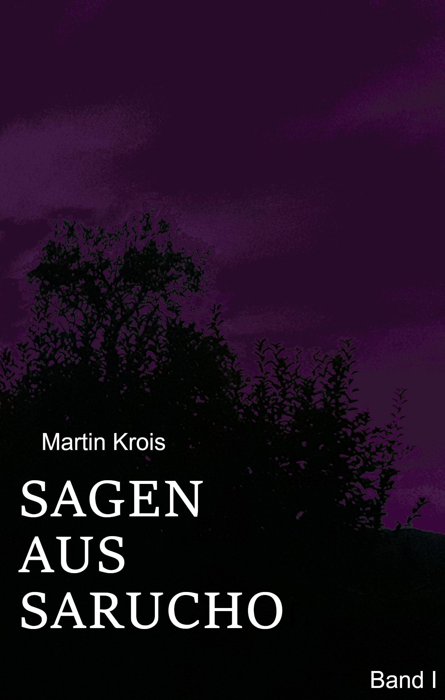 Cover Sagen aus Sarucho Band I